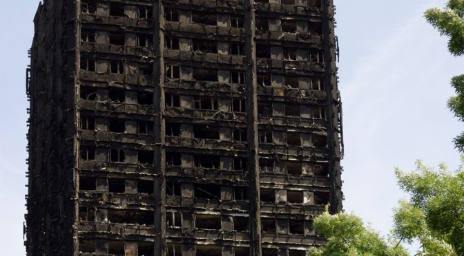 Hazards Campaign open letter to Commander Stuart Cundy in charge of the Grenfell fire investigation