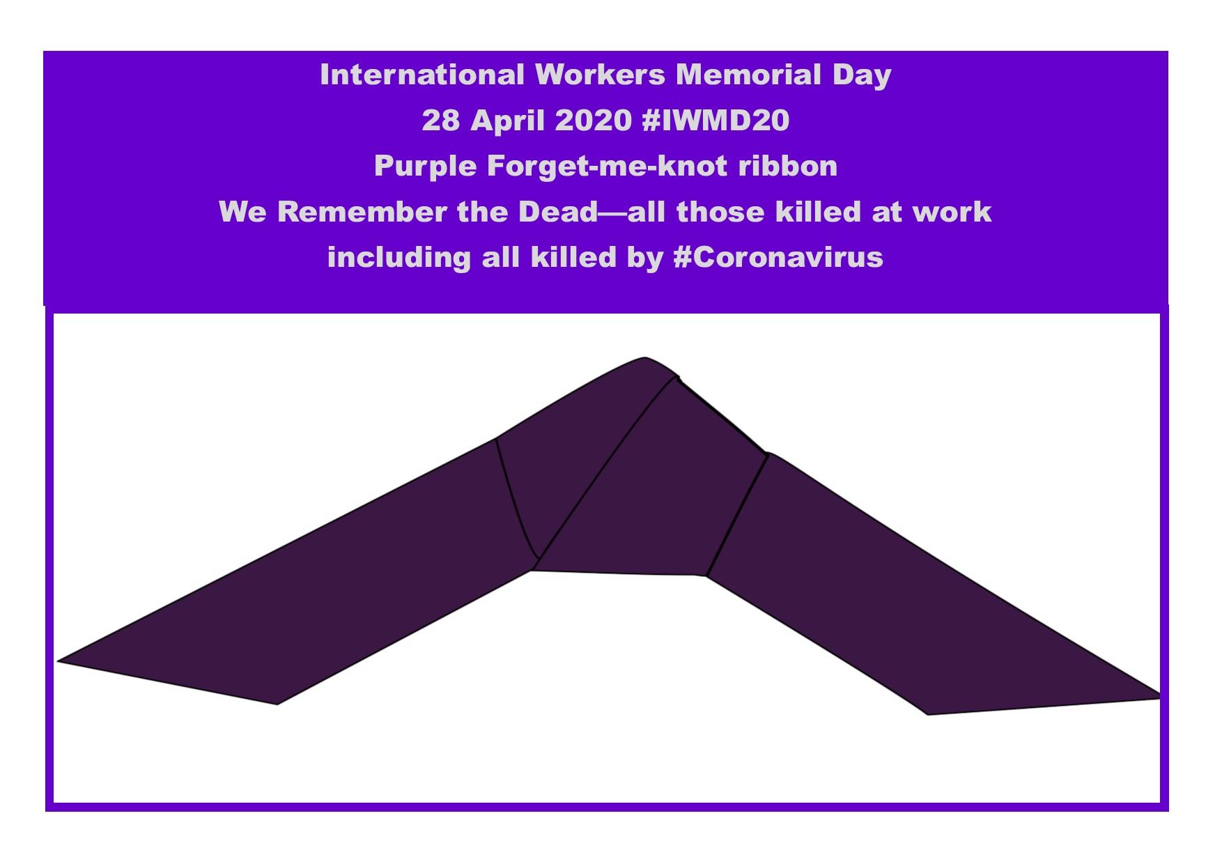 Workers Memorial Day Hazards Campaign